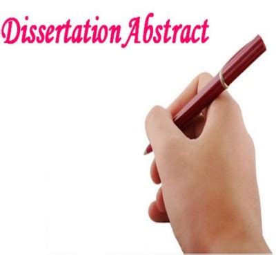 Proquest umi dissertation abstracts meaning